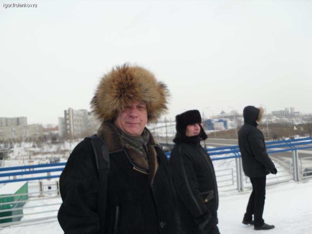 Александр Иванович Кожанов (Новосибирск)